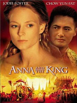 Jodie Foster nel film Anna and the King