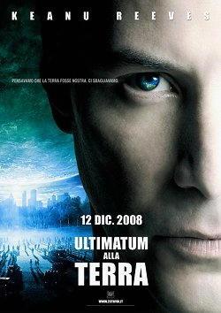 Keanu Reeves in Ultimatum alla Terra