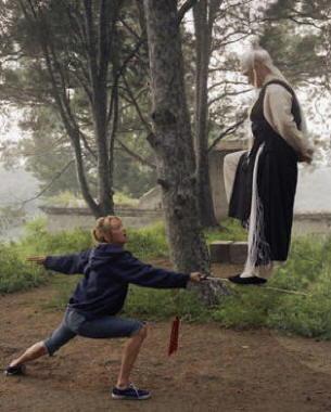 """Scena del film """"Kill Bill"""" Vol.1"""