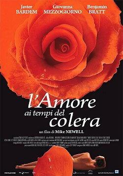 L'amore ai tempi del colera, con Giovanna Mezzogiorno