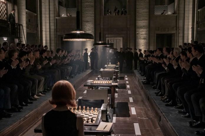 i migliori film e serie TV: La regina degli scacchi a Mosca