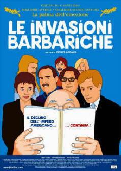 Film Le invasioni barbariche commento e recensione