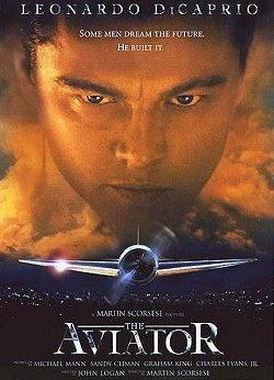 Leonardo DiCaprio nel film The aviator