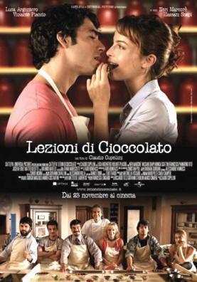 Lezioni di cioccolato - Locandina