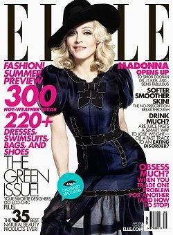 Biografia di Madonna Ciccone su Elle