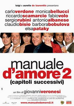 Manuale d'amore 2 interpretato da Barbora Bobulova