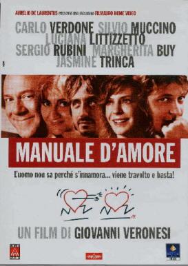Luciana Littizzetto nel filn Manuale d'amore