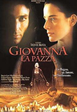 Manuela Arcuri nel film Giovanna la pazza