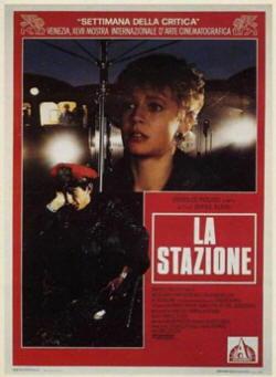 Margherita Buy nel film La stazione
