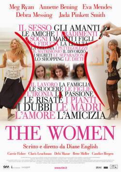 Meg Ryan nel film The women