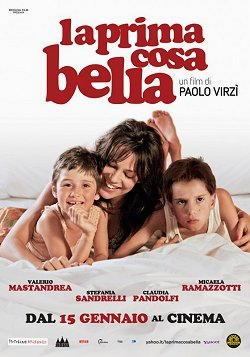 Micaela Ramazzotti nel film La prima cosa bella