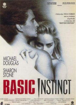Basic instinct con Michael Douglas