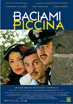 Neri Marcorè in Baciami piccina