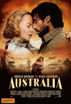 Nicole Kidman interpreta Australia