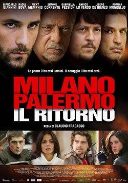 Raoul Bova nel film Milano Palermo il ritorno