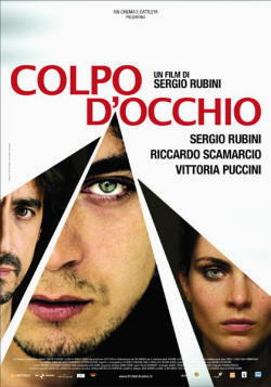Riccardo Scamarcio nel film Colpo d'occhio