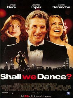 Richard Gere Shall we dance?