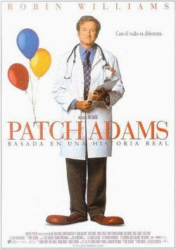 Robin Williams nel film Patch Adams