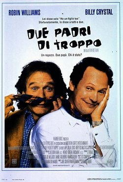 Robin Williams interpreta Due padri di troppo