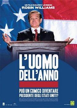 Robin Williams L'uomo dell'anno
