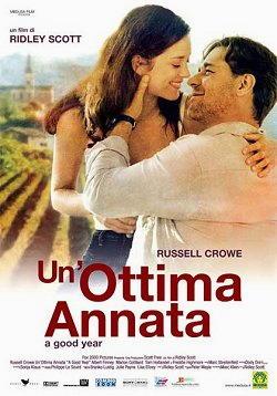 Russell Crowe interpreta Un'ottima annata