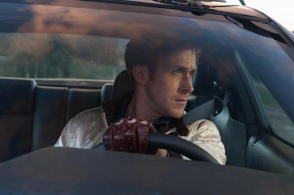 Ryan Gosling in Driver