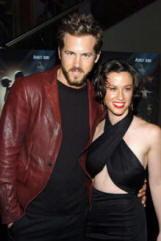 Ryan Reynolds e Alanis Morrissette