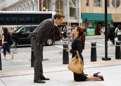 Ryan Reynolds e Sandra Bullock in Ricatto d'amore
