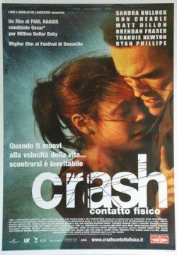 Sandra Bullock nel film Crash