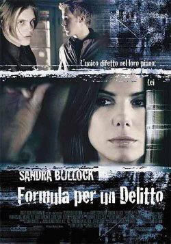 Sandra Bullock interpreta Formula per un delitto