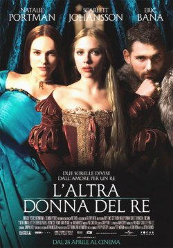 Scarlett Johansson nel film L'altra donna del Re