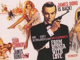 Sean Connery - James Bond 007