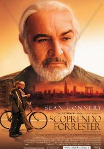 Sean Connery locandina scoprendo Forrester