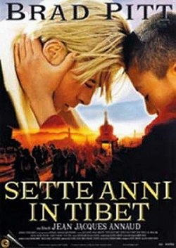 Sette anni in Tibet interpretato da Brad Pitt