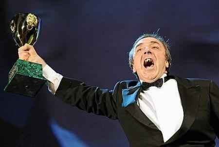Silvio Orlando premiato