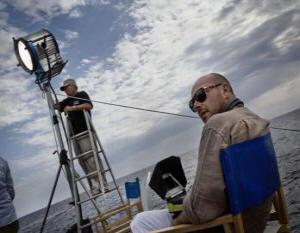 Emanuele Crialese regista di Terraferma