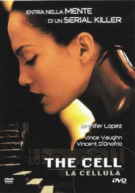 The Cell La Cellula - locandina del film