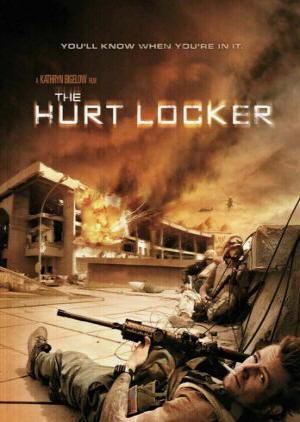 The Hurt Locker locandina