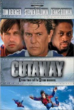 Tom Berenger, interprete nel film Cutaway