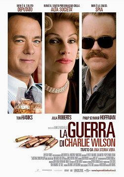 Tom Hanks in La guerra di Charlie Wilson