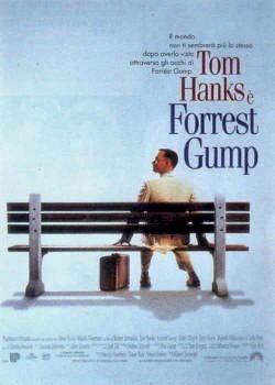 Tom Hanks graned interprete di Forrest Gump
