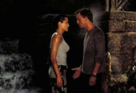 Angelina Jolie in Tomb Raider