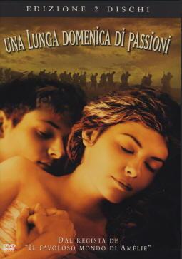 Una lunga domenica di passione - Locandina