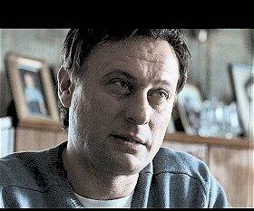 """Michael Nyqvist in """"Uomini che odiano le donne"""""""