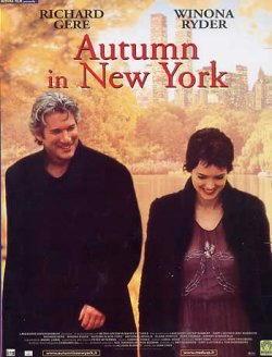 Winona Ryder nel film Autumn in New York