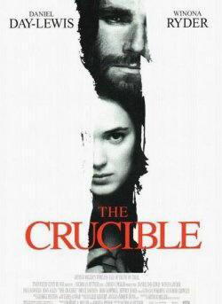 Winona Ryder nel film The crucible