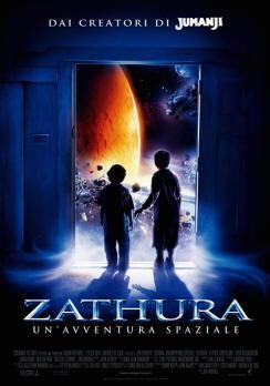 Zathura - Un'Avventura Spaziale - Locandina