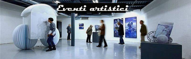 date eventi artistici importanti