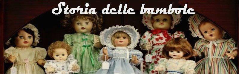 storia delle bambole