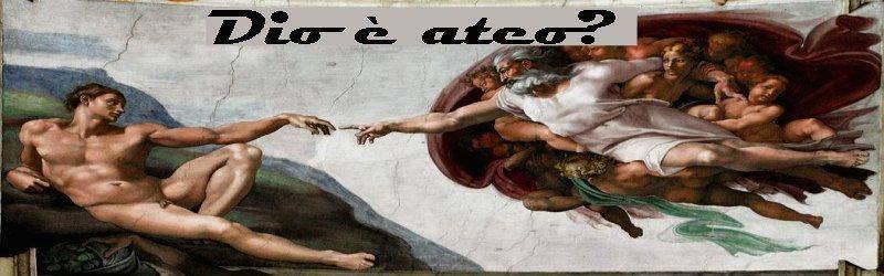 Dio è ateo